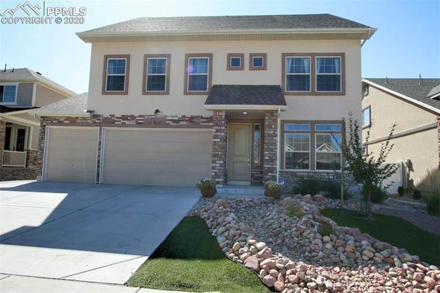 9245 Castle Oaks Drive, Fountain, CO 80817 (#5740677) :: CC Signature Group