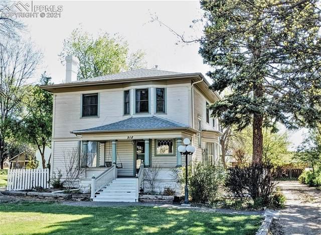 918 N 15th Street, Canon City, CO 81212 (#5741693) :: The Treasure Davis Team | eXp Realty
