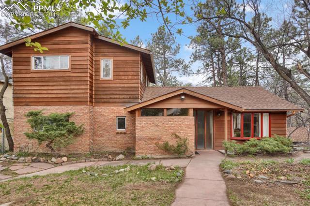 1827 Cheyenne Boulevard, Colorado Springs, CO 80906 (#5742563) :: Fisk Team, RE/MAX Properties, Inc.
