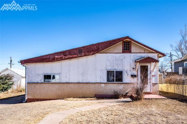 1918 Bragdon Avenue, Pueblo, CO 81004 (#5745205) :: The Treasure Davis Team