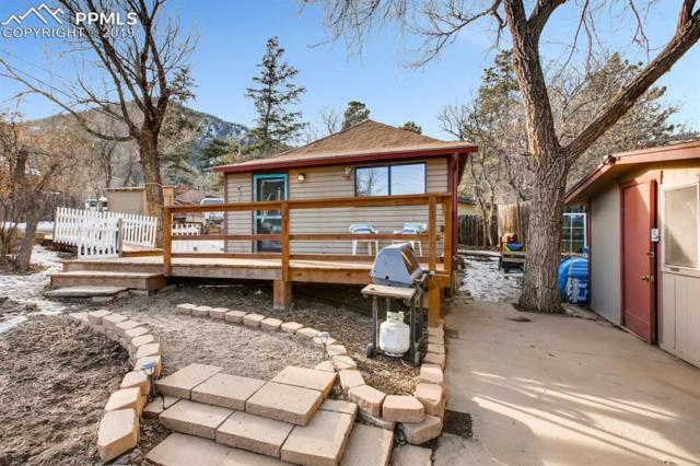 180 Virginia Avenue, Palmer Lake, CO 80133 (#5746271) :: Tommy Daly Home Team