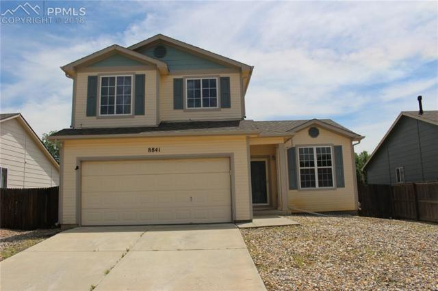 8841 Langford Drive, Fountain, CO 80817 (#5746955) :: The Dunfee Group - Keller Williams Partners Realty