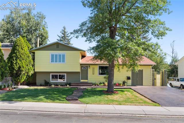 2575 Nadine Drive, Colorado Springs, CO 80916 (#5747571) :: Action Team Realty