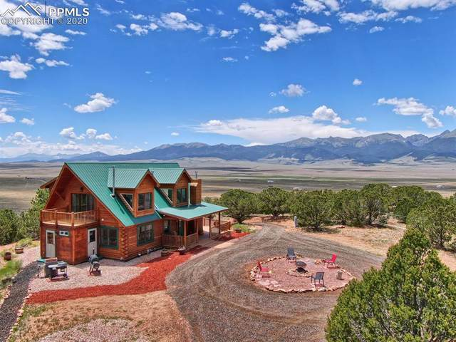 284 Commanche Road, Westcliffe, CO 81252 (#5748004) :: Finch & Gable Real Estate Co.