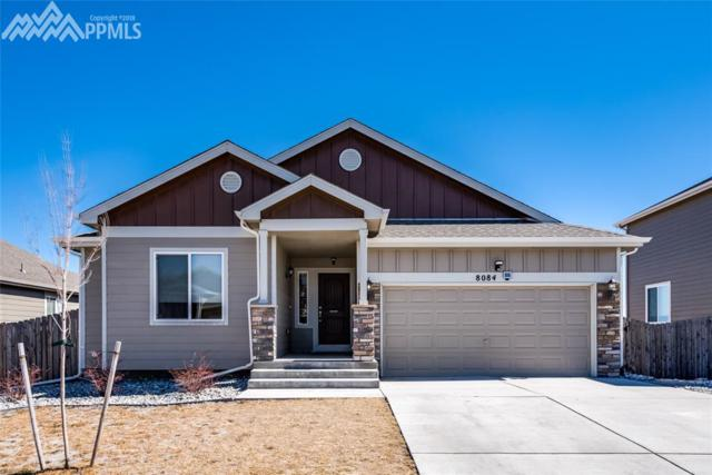 8084 Pinfeather Drive, Fountain, CO 80817 (#5752903) :: The Hunstiger Team
