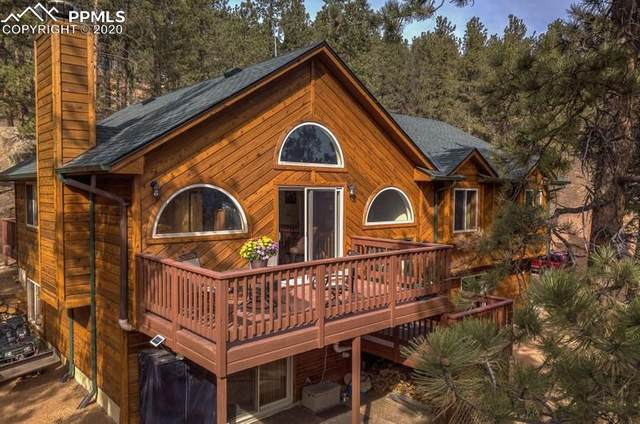 3683 Trout Creek Road, Woodland Park, CO 80863 (#5753139) :: HomeSmart Realty Group