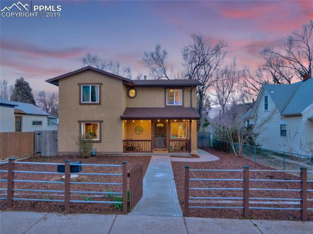 917 E Costilla Street, Colorado Springs, CO 80903 (#5757082) :: Venterra Real Estate LLC