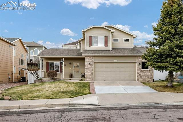 424 Silver Mine Drive, Colorado Springs, CO 80905 (#5757271) :: The Treasure Davis Team