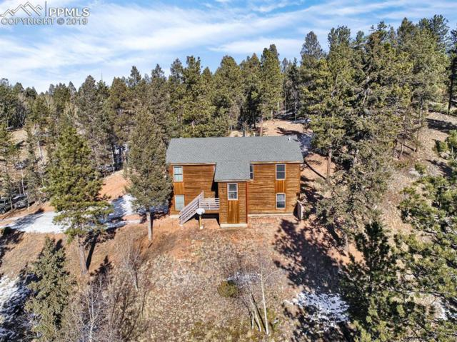 405 Cochetopa Road, Florissant, CO 80816 (#5757521) :: The Treasure Davis Team