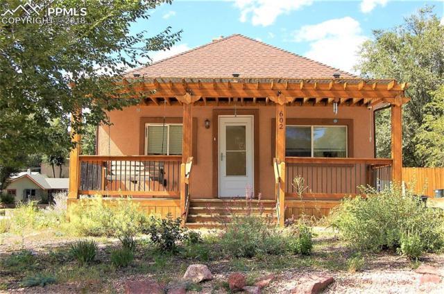 602 N 24th Street, Colorado Springs, CO 80904 (#5758022) :: 8z Real Estate