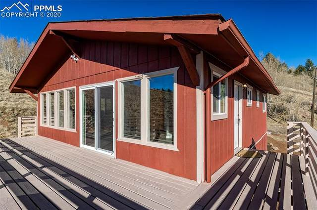 2195 Gold King Drive, Cripple Creek, CO 80813 (#5760466) :: Action Team Realty
