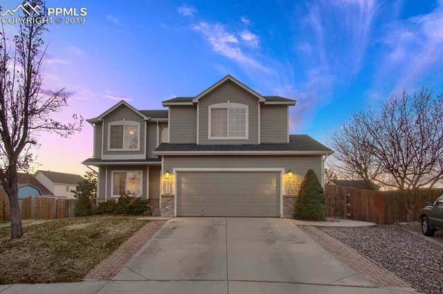 8005 Ravenel Drive, Colorado Springs, CO 80920 (#5760931) :: The Kibler Group
