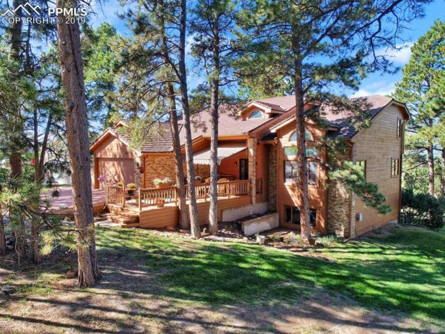 875 Oak Hills Drive, Monument, CO 80132 (#5762659) :: Fisk Team, RE/MAX Properties, Inc.