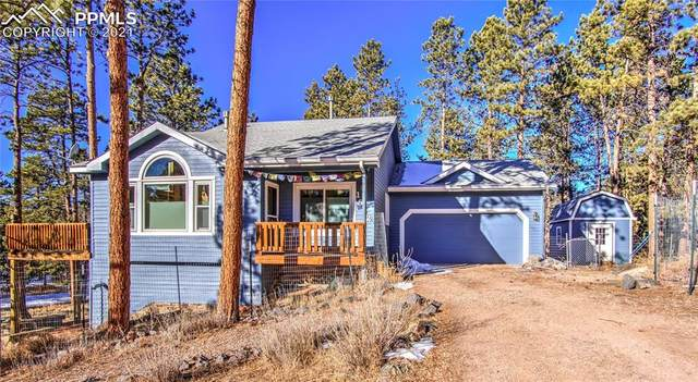 1652 Sunshine Circle, Woodland Park, CO 80863 (#5765435) :: 8z Real Estate
