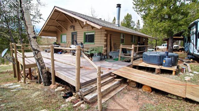 3696 County 61 Road, Cripple Creek, CO 80813 (#5769063) :: The Kibler Group