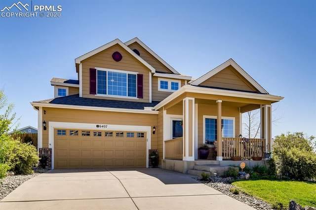 6407 Advocate Drive, Colorado Springs, CO 80923 (#5771090) :: CC Signature Group