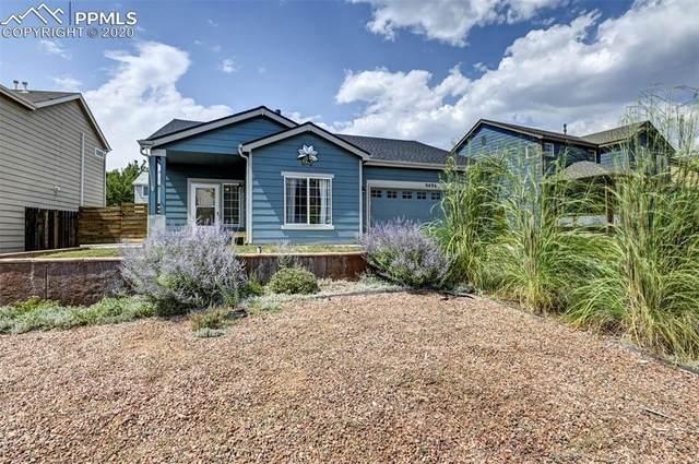 9496 Pony Gulch Way, Colorado Springs, CO 80925 (#5774850) :: Finch & Gable Real Estate Co.