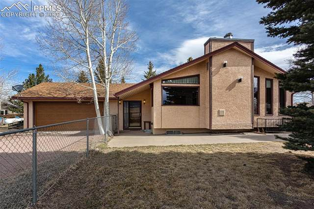 803 Hermit Road, Westcliffe, CO 81252 (#5775124) :: Finch & Gable Real Estate Co.