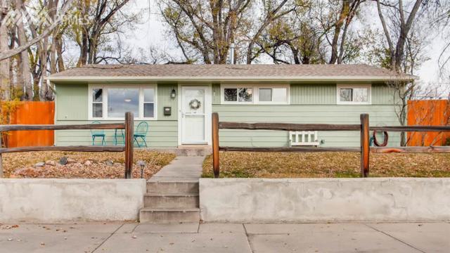 2725 Lark Drive, Colorado Springs, CO 80909 (#5775555) :: Jason Daniels & Associates at RE/MAX Millennium