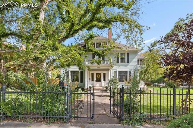 1303 N Tejon Street, Colorado Springs, CO 80903 (#5777280) :: 8z Real Estate