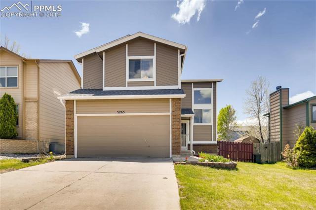 3265 Richmond Drive, Colorado Springs, CO 80922 (#5778487) :: Venterra Real Estate LLC