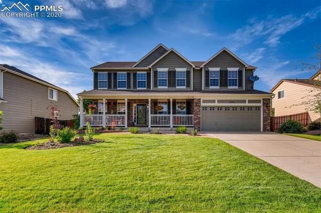 2232 Blizzard Valley Trail, Monument, CO 80132 (#5780929) :: Finch & Gable Real Estate Co.