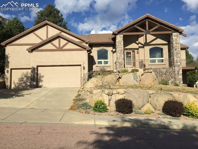 250 Paisley Drive, Colorado Springs, CO 80906 (#5781690) :: The Treasure Davis Team