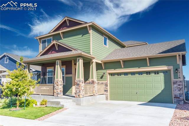 1516 Grand Overlook Street, Colorado Springs, CO 80910 (#5781763) :: Tommy Daly Home Team