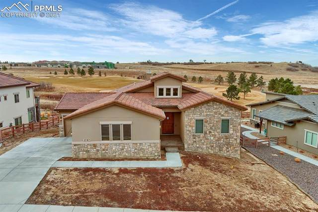 1747 Redbank Drive, Colorado Springs, CO 80921 (#5782244) :: The Gold Medal Team with RE/MAX Properties, Inc