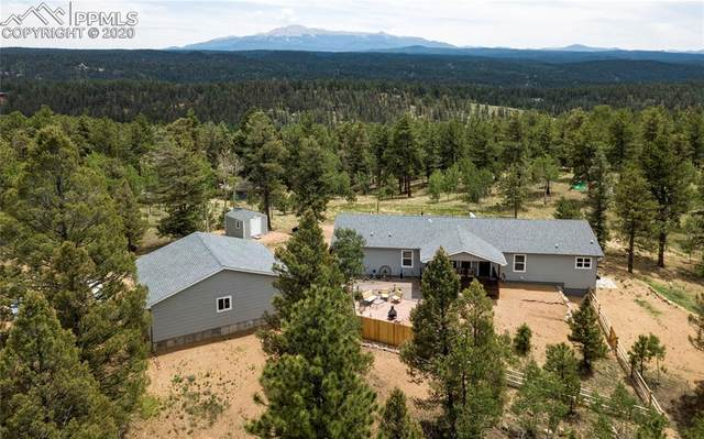 24 Quiver Circle, Florissant, CO 80816 (#5782260) :: The Harling Team @ Homesmart Realty Group