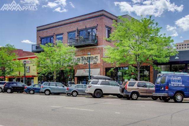 117 E Bijou Street #202, Colorado Springs, CO 80903 (#5785478) :: Fisk Team, RE/MAX Properties, Inc.