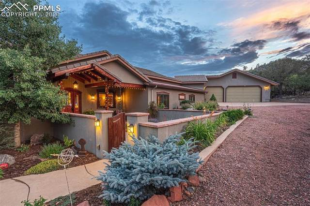 114 Wild Turkey Court, Westcliffe, CO 81252 (#5786482) :: Action Team Realty