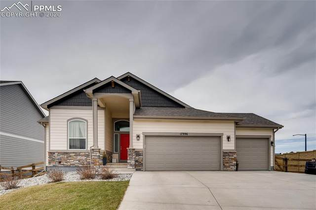 17996 Lapis Court, Monument, CO 80132 (#5787083) :: The Treasure Davis Team