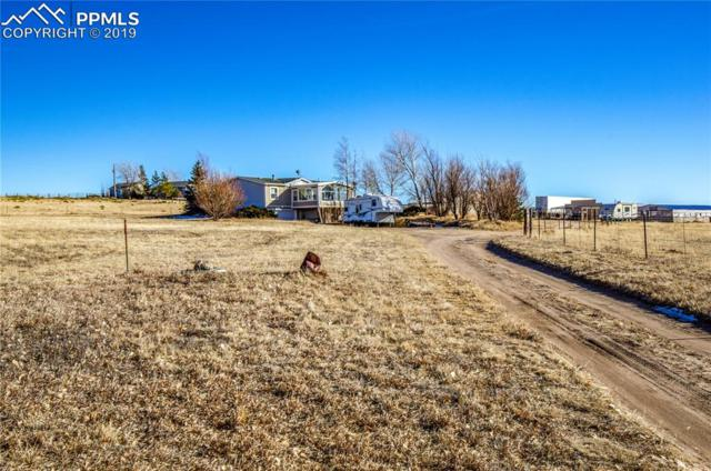 23055 Fastbrook Lane, Calhan, CO 80808 (#5787368) :: The Dunfee Group - powered by eXp Realty