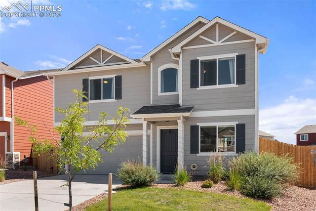 11498 Avena Road, Peyton, CO 80831 (#5787412) :: Finch & Gable Real Estate Co.