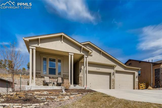 174 Kettle Valley Way, Monument, CO 80132 (#5789379) :: Colorado Home Finder Realty