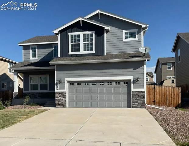10902 Scenic Brush Drive, Peyton, CO 80831 (#5793406) :: Relevate | Denver