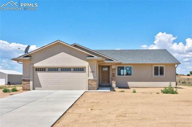 1333 N Farley Drive, Pueblo West, CO 81007 (#5794012) :: Action Team Realty