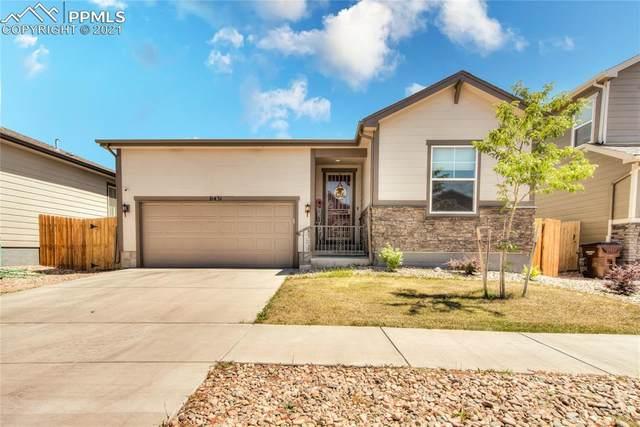 6431 Anders Ridge Lane, Colorado Springs, CO 80927 (#5794447) :: Action Team Realty