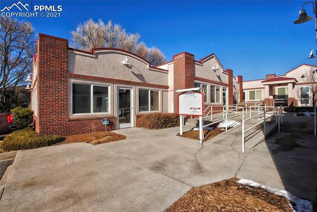 2155 Hollow Brook Drive #10, Colorado Springs, CO 80918 (#5796539) :: Action Team Realty