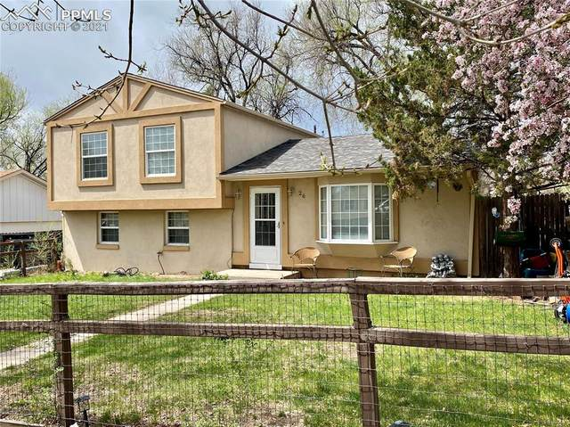 26 Arrawanna Street, Colorado Springs, CO 80909 (#5797567) :: Venterra Real Estate LLC