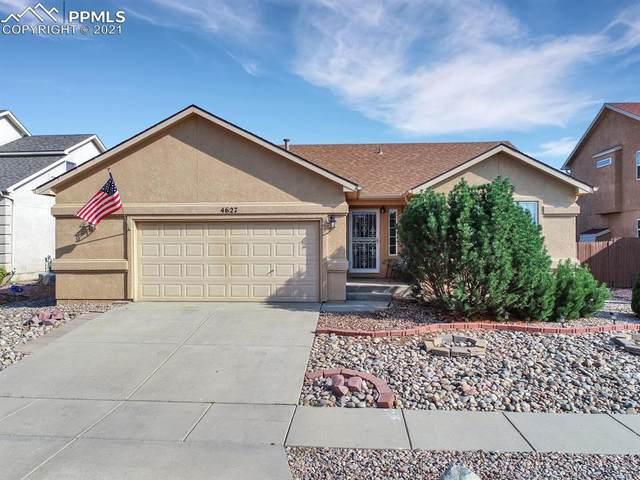 4627 Skylark Road, Colorado Springs, CO 80916 (#5800370) :: Action Team Realty