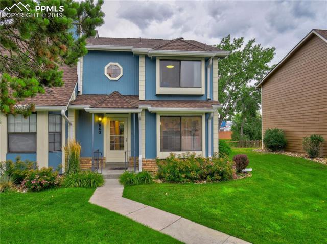862 London Green Way, Colorado Springs, CO 80906 (#5801784) :: Tommy Daly Home Team
