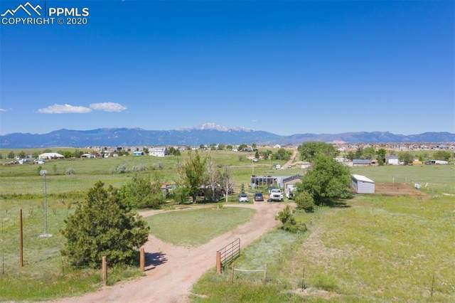 6150 Sayres Road, Colorado Springs, CO 80927 (#5802449) :: Jason Daniels & Associates at RE/MAX Millennium