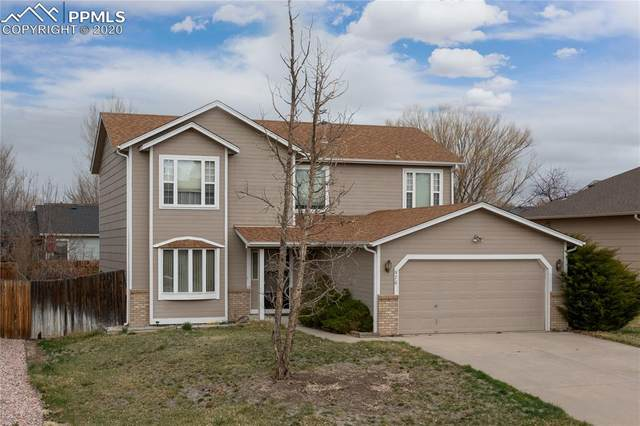 970 Hubbell Drive, Colorado Springs, CO 80911 (#5802649) :: The Kibler Group
