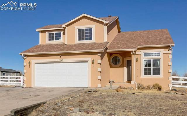 11760 Fort Worth Road, Peyton, CO 80831 (#5803105) :: The Harling Team @ HomeSmart