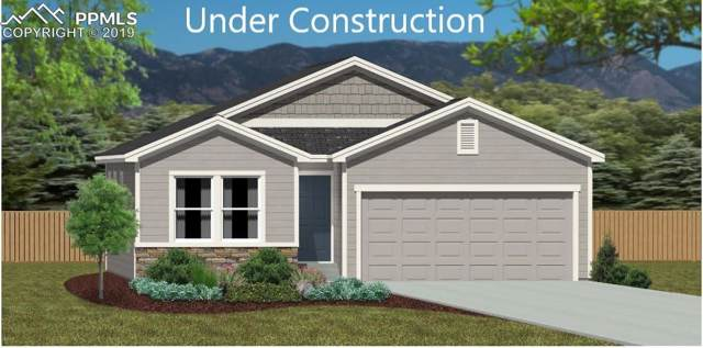 7707 Benecia Drive, Fountain, CO 80817 (#5803469) :: Tommy Daly Home Team