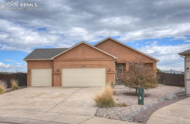 2473 Great Sky Road, Colorado Springs, CO 80915 (#5805077) :: The Treasure Davis Team