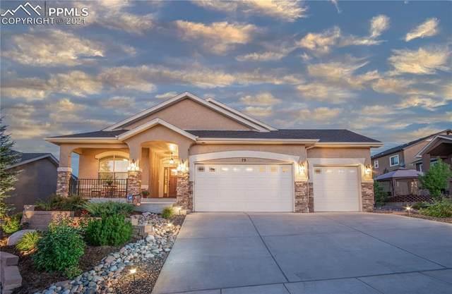 79 Coyote Willow Drive, Colorado Springs, CO 80921 (#5806295) :: Venterra Real Estate LLC
