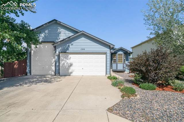 1350 Chesham Circle, Colorado Springs, CO 80907 (#5814307) :: Finch & Gable Real Estate Co.